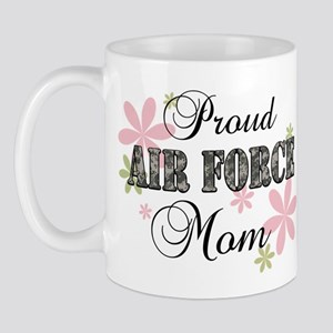 Air Force Mom [fl camo] Mug